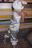 Дитячий карнавальний костюм Заєць №1, фото 1