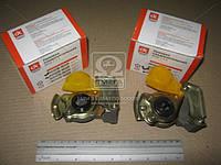 Головка соединительная М16x1,5 желтая комплект(б/к+с/к) MB, MAN  (арт. 100.3521010), AAHZX