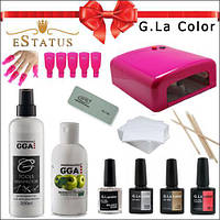 """Стартовый набор G.La color """"Профессиональный"""""""
