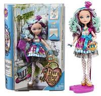 Кукла Эвер Афтер хай Мэделин Хэттер базовая Первый выпуск Индонезия Ever After High Madeline Hatter  Меделин