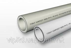 Труба полипропиленовая Firat PN 20 d 90х15 (стекловолокно)