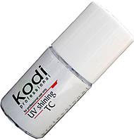 Верхнее покрытие KODI PROFESSIONAL UV Shining (15 ml) для акриловых ногтей, фото 1