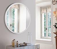 Зеркало на основе ЛДСП Art-com Z6 Белый 80 х 80 см