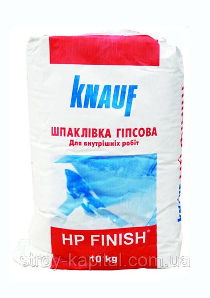Шпаклевка НР финиш Knauf 25 кг