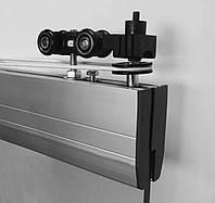 Телескопическая система для раздвижных дверей (стекло)