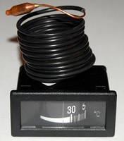 Термометр с выносным датчиком Cewal TR 58.25 P (58х25 мм, 0/120°С)