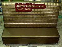 """Диваны для пиццерии """"Кубик"""" (Высокая спинка)160х60х130см, фото 1"""