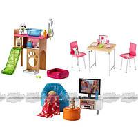 Набор мебели Barbie для дома в асс. (DVX44)