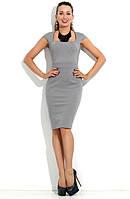 Стильное бизнес-платье от Lusien