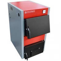 Дровяной котел Protech ТТ 18 кВт D Luxe сталь 4 мм