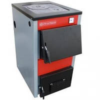 Дровяной котел Protech ТТП - 18 кВт D Luxe сталь 4 мм