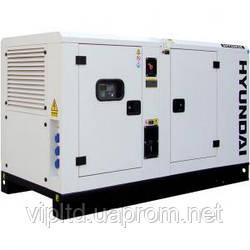 Стационарная дизельная электростанция Hyundai DHY18KSEm+ATS
