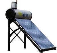 Солнечный коллектор Altek SD-T2-30 с баком на 300 литров