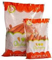 Пакеты для фасовки овощей и фруктов с вашим логотипом