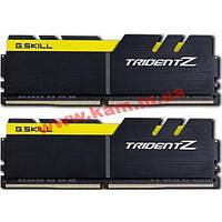 Модуль памяти для компьютера DDR4 32GB (2x16GB) 3200 MHz Trident Z G.Skill (F4-3200C16D-32GTZKY)