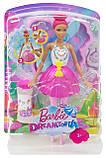 "Лялька Барбі Фея Солодкі бульбашки ""Дримтопия"" / Barbie Dreamtopia Bubbletastic Fairy Doll, фото 8"
