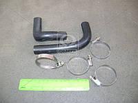 Патрубки отопителя ВАЗ 2101-07 (шланги + хомут) №85РШХ (производство БРТ)
