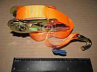 Стяжка груза, 0.5t. 25mm.x5m.(0.5+4.5) метал. ручка  DK-3934