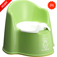 Горшок-кресло  Potty Chair green (Baby Bjorn)