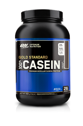 Gold Standard 100% Casein Optimum Nutrition, фото 2