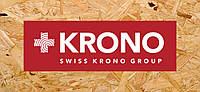 Плита влагостойкая Krono OSB-3 1,25 м*2,5 м*15 мм, Харьков