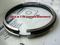 Кольца поршневые комплект 3КолХ4Порш=12 штук Buzuluk Д-260 4ПК КОМА Д 260 KOMA Бузулук STD D-260 ЗИЛ, МАЗ, ПАЗ