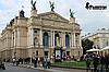 День независимости Украины во Львове