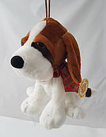 Мягкая игрушка-сумка детская Собака упаковка для подарка