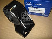 Опора двигателя задняя Hyundai Ix35/tucson 04-05/Kia Sportage 04-06 (производство Mobis), ADHZX