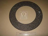 Накладка диска сцепления 395x240x3,5 (фередо не сверленый) (RIDER), AAHZX