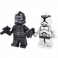 Конструктор для детей QS08 серия Stars Wars 88047 гигантский истребитель (аналог Lego Star Wars)