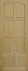 Двери из массива сосны Комфорт