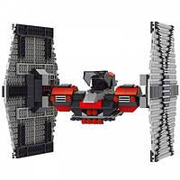 Детский конструктор QS08 серия Stars Wars 88047 гигантский истребитель (аналог Lego Star Wars)