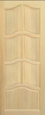 Двери из массива сосны Капри-2