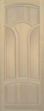 Двери из массива сосны Лотос