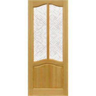 Двери из массива сосны Дельта