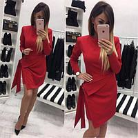 Платье женское по фигуре Материал: джерси, 2 расцветки, супер качество дсмир №0109