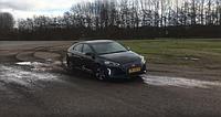 Обзор Hyundai Ioniq hybrid