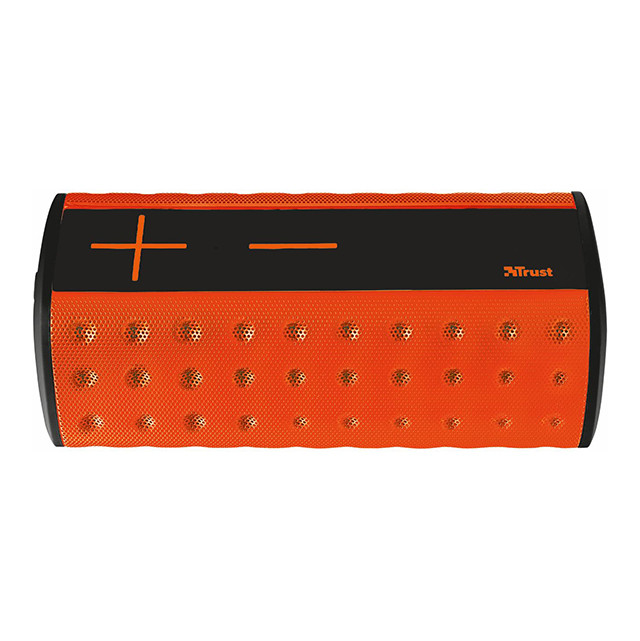 Портативная акустика TRUST URBAN REVOLT Deci Orange (20099)