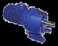 Мотор-редукторы цилиндрические соосные 1МЦ2С - 63 - 125