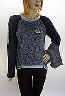 вязаний жіночий светр  Binka 1445