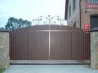 Ковані ворота Мок