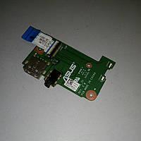 Плата USB, аудио Asus X553
