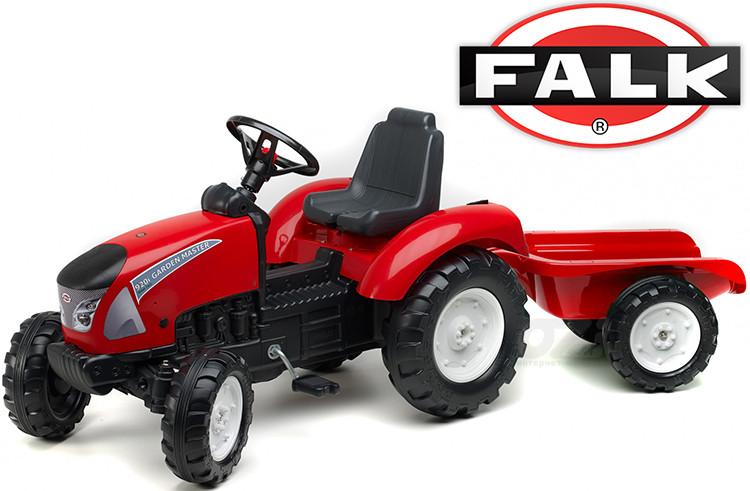 Детский трактор на педалях Falk 3021AB