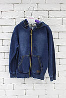 Джинсовая куртка для мальчика 6,12,14 лет