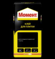 МОМЕНТ Клей для плитки Термостойкий 25кг