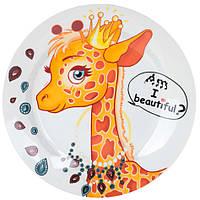 Набор посуды детский Жираф LADYBIRD 3 предмета