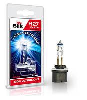 Автолампи Blik Н27 27W 12-27 PGJ13 12V +120 Ultralight