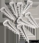 Дюбель-елочка (зажим для плоского кабеля) П2