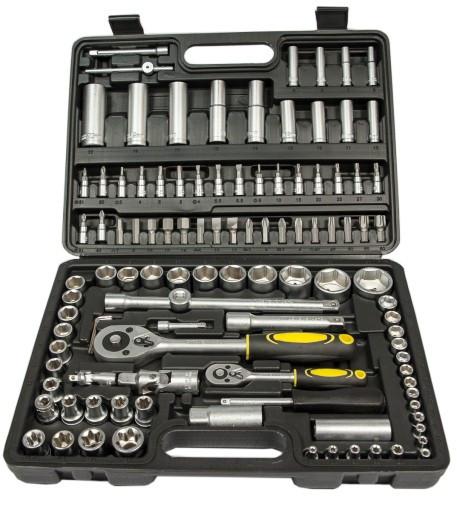Набор инструментов 108 элементов TORX